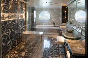 Crystal Cruises Crystal Penthouse bathroom