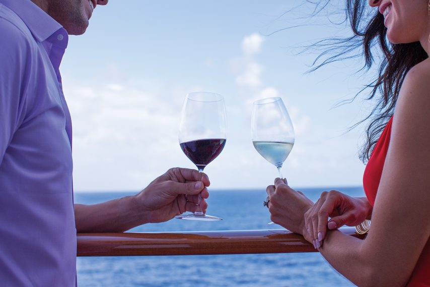 Best Cruise Ship Wine Lists