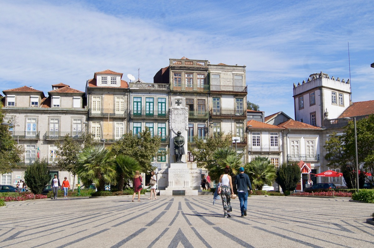 Ribeira district, Porto