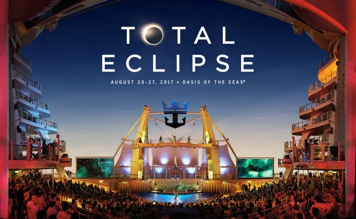Total Eclipse cruise on Oasis of the Seas, 2017