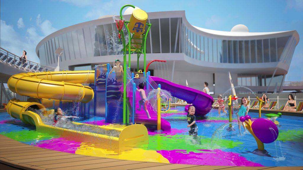 Harmony Of The Seas To Debut Aquatic Adventure Park