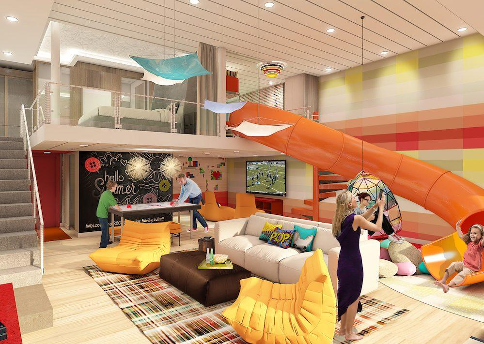 Royal Caribbean Reveals Features For Symphony Of The Seas