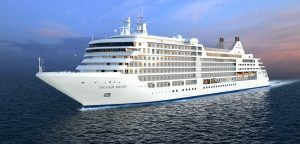 Silver Muse, the newest addition to the Silversea fleet
