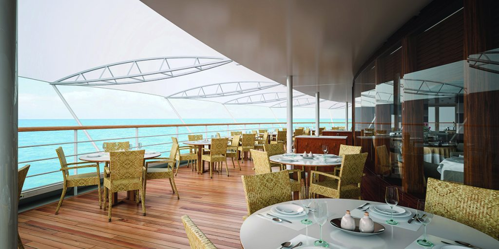 Silversea Cruises Welcomes Silver Muse Porthole Cruise