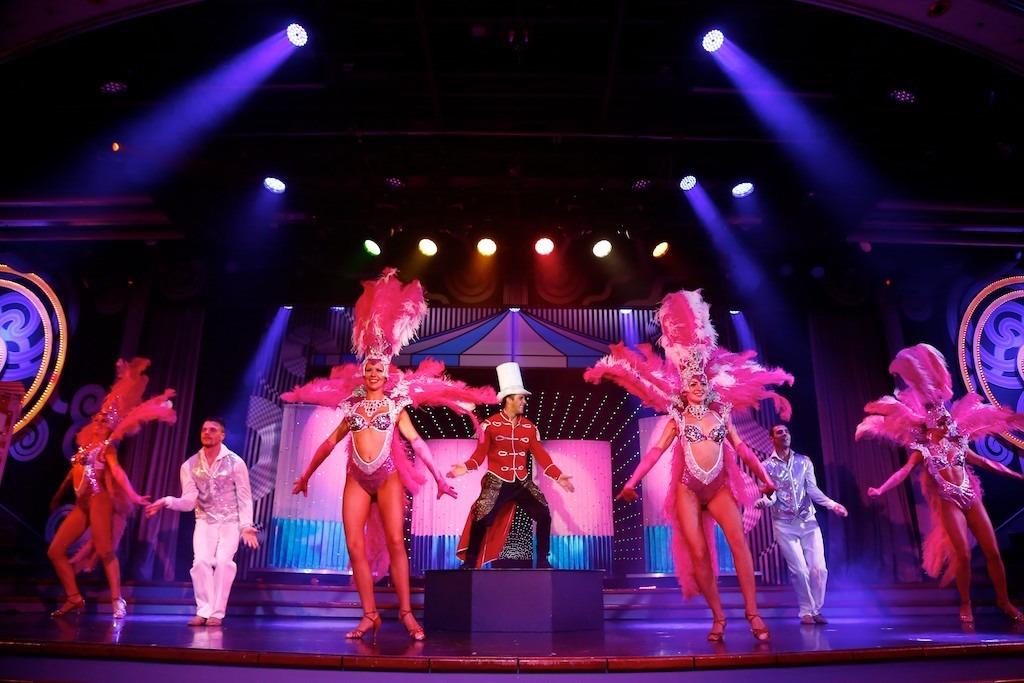 Circus, on SuperStar Gemini