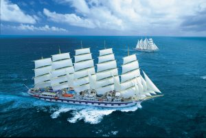 Royal Clipper, from Star Clippers