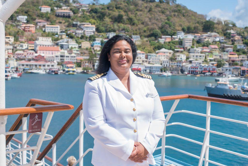 Windstar Cruises Names Its First Female — and First Black ... Belinda Bennett