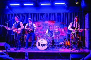The Cavern Club on Norwegian Bliss