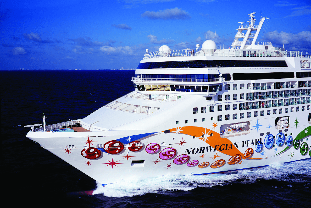 Norwegian Pearl Emerges With Shipwide Enhancements