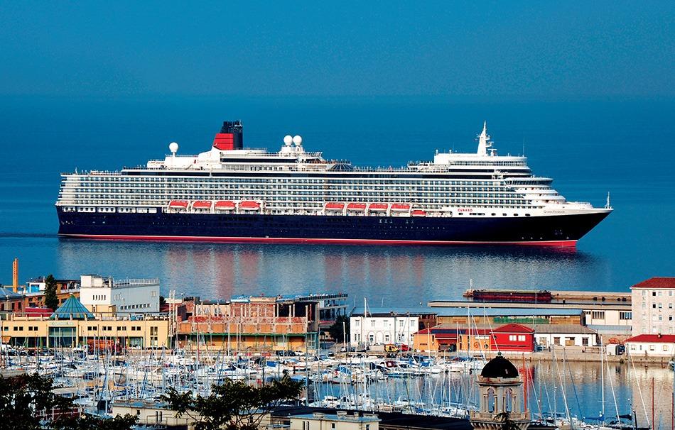 QUEEN ELIZABETH Royal Redux Porthole Cruise Magazine