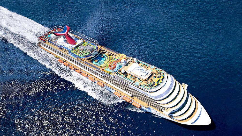 Big New Cruise Ships On The Horizon Porthole Cruise Magazine - Big cruise ship