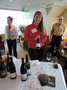 Erica with Trombetta Wines