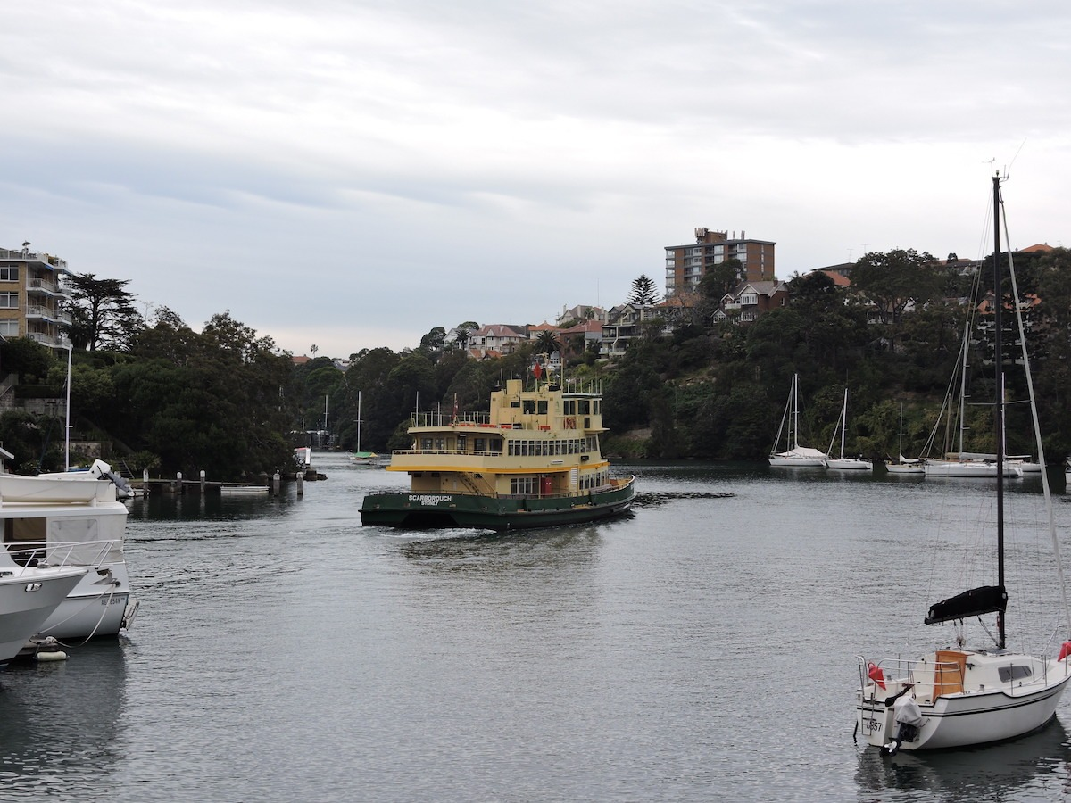 Mosman Bay Ferry