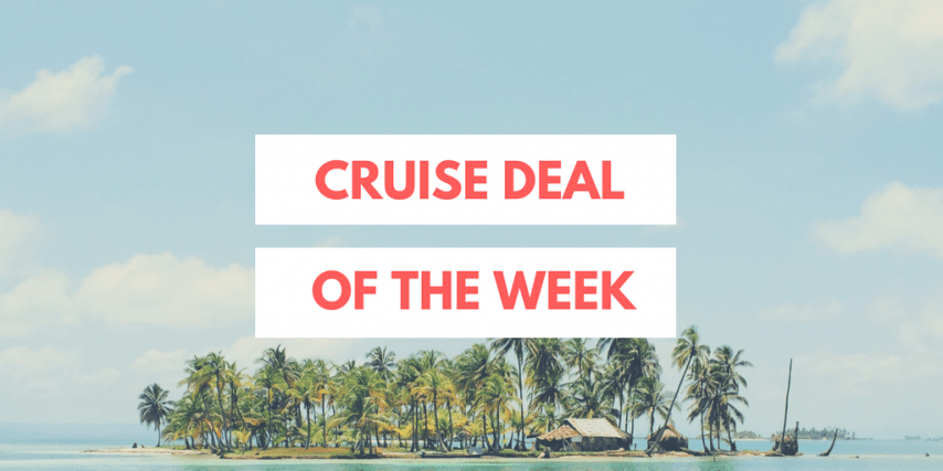 Black Friday Cruise Deal of the Week
