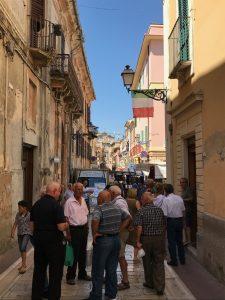 Abruzzo street scene