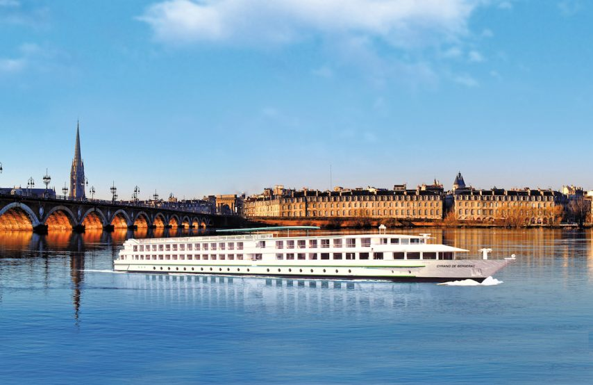 CroisiEurope sails the rivers of France