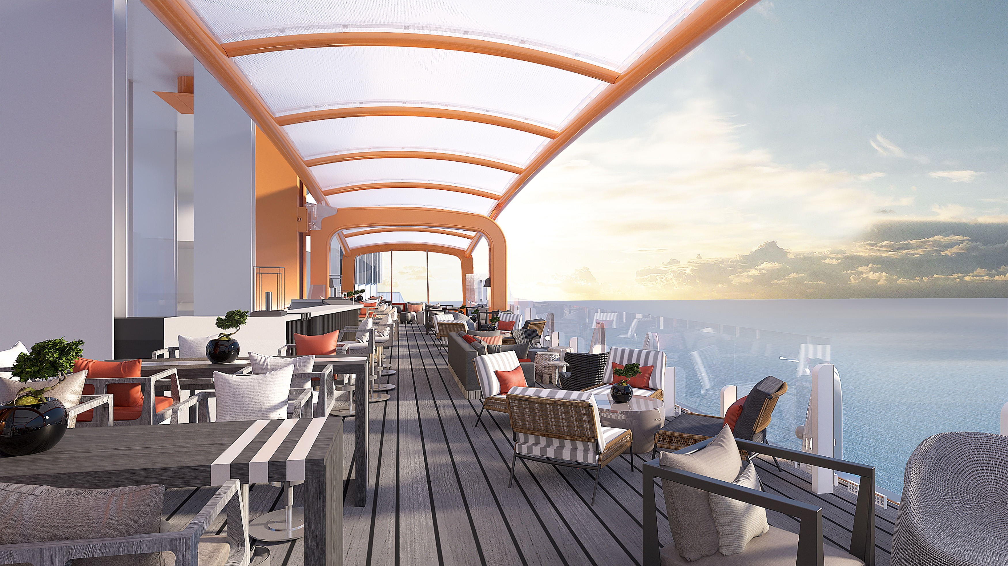 Dig In Celebrity Edge To Feature 29 Dining Venues Porthole Cruise