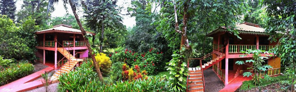 Goddess Garden, Cahuita, Costa Rica