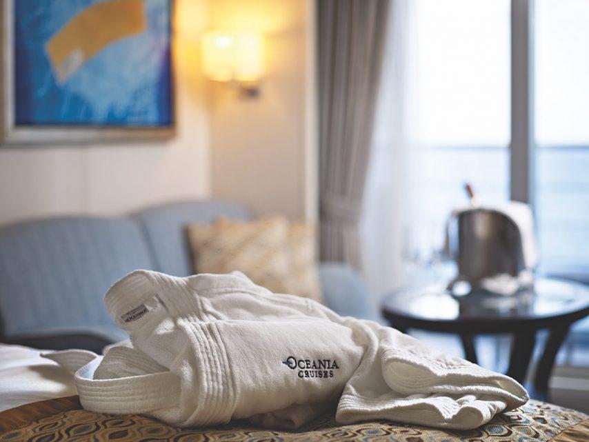 Concierge-Class amenities