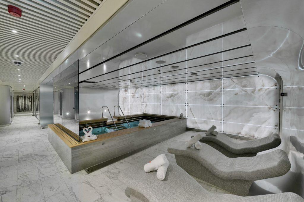 Αποτέλεσμα εικόνας για MSC Cruises Introduces Wine Spa Treatments