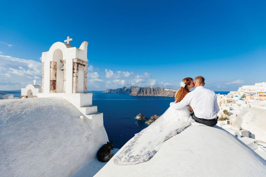 Destination weddings with a cruise