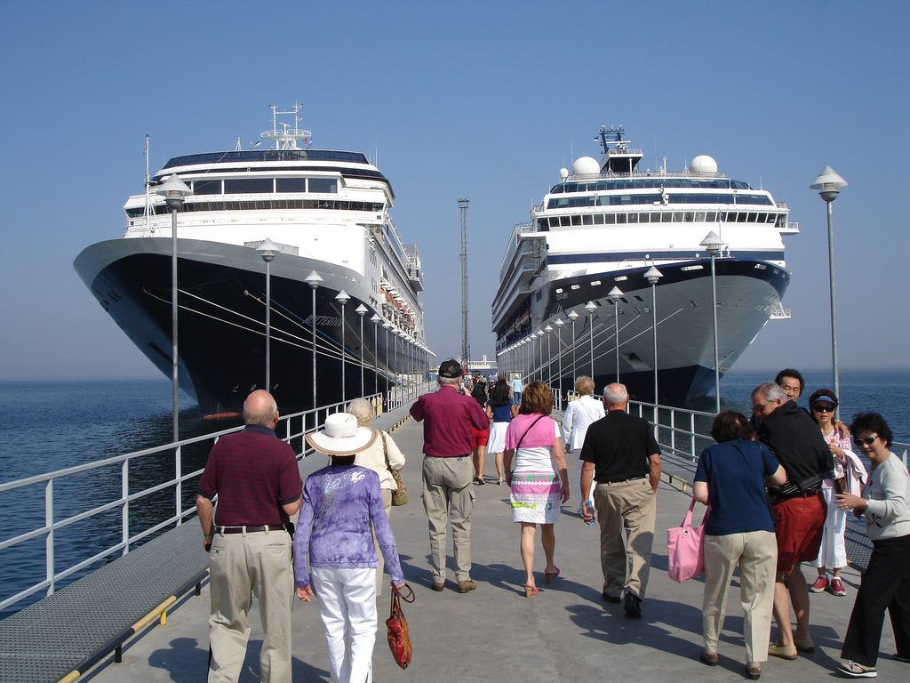 Travel Tips: Skip the Lines with Cruise Ship Priority Check