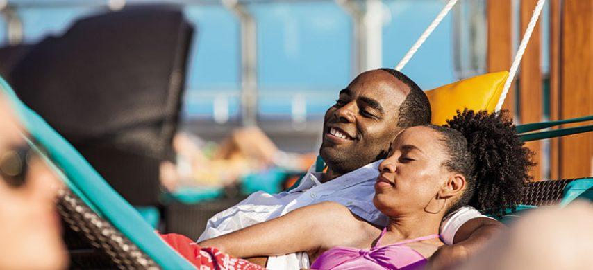 Serenity aboard Carnival Horizon