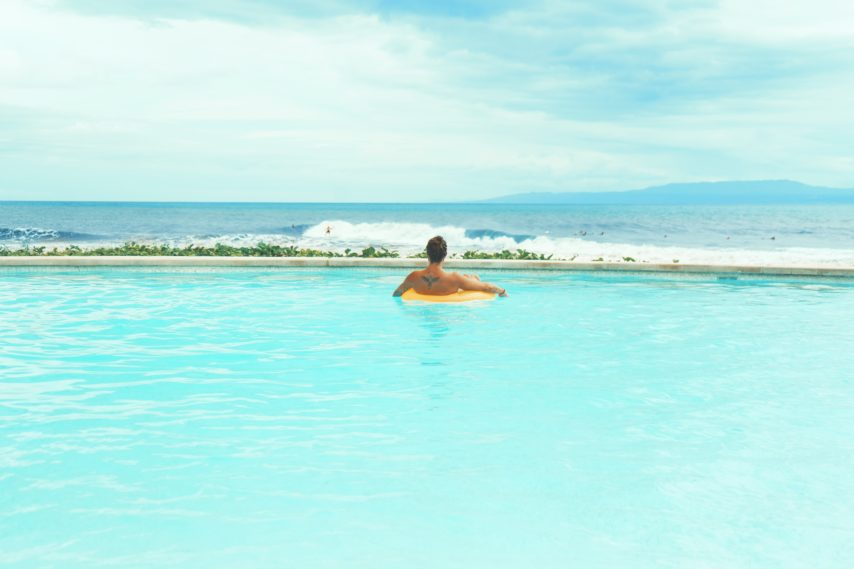 Pool Ocean