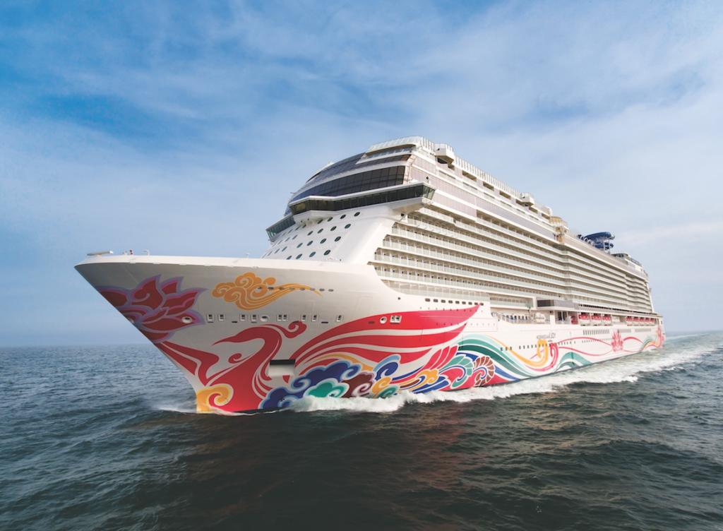 norwegian joy headed stateside after a year in china porthole cruise