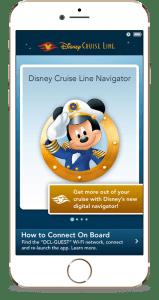 Disney Navigator App