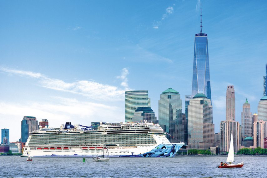 Norwegian Bliss | Photo: Norwegian Cruise Line