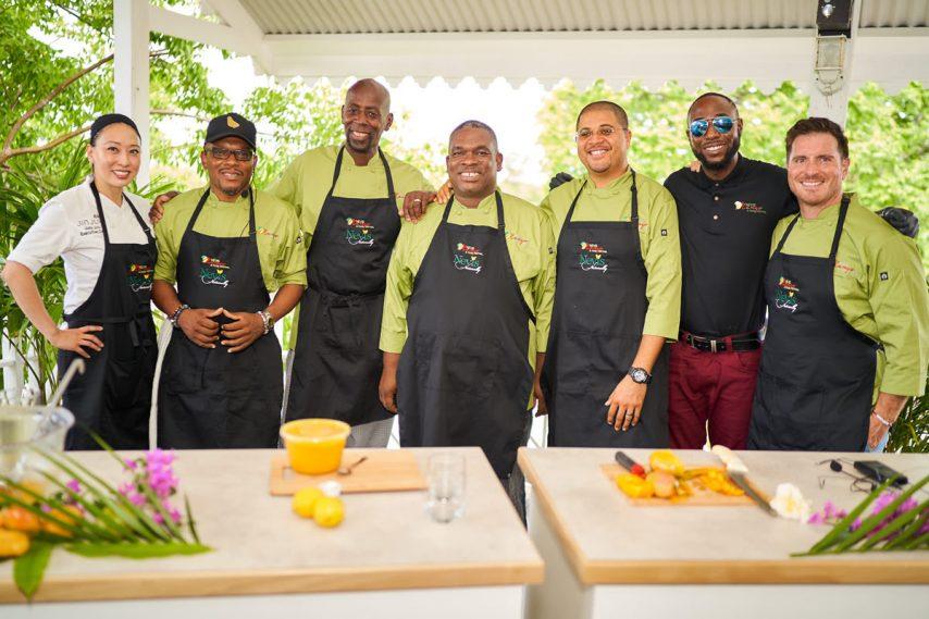 Nevis Mango & Food Festival