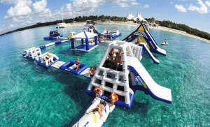 Cozumel's Best: Fun in the Sun at Playa Mia Grand Beach Park