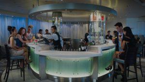 Keepin' It Cool at Martini Bar & Crush