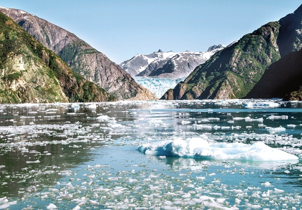 Alaska, by Cunard
