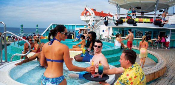 Bahamas Paradise Cruise Line Returning in July