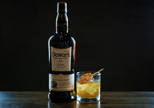 Create Your Own Whisky Blend Onboard Carnival   Dewar's