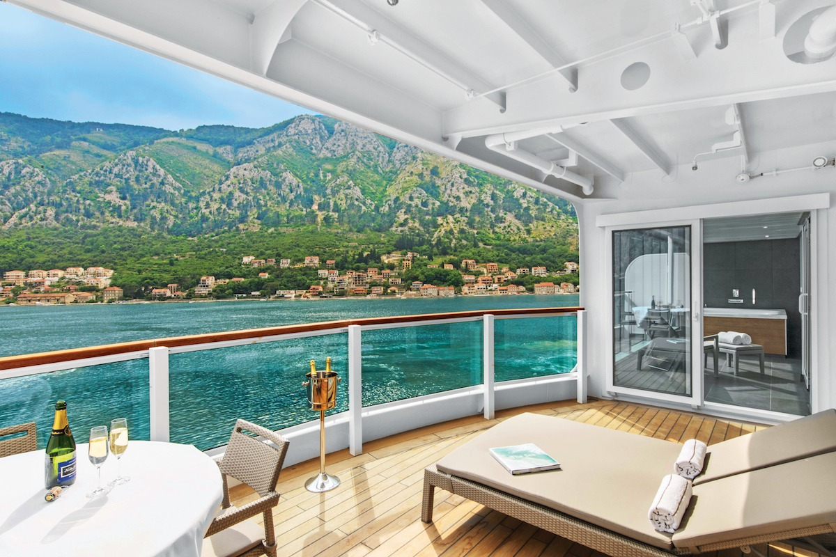 Seabourn to Set Sail in July