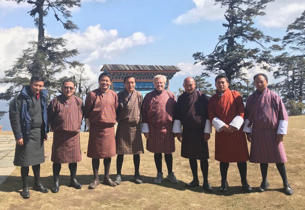 Traveling to Bhutan