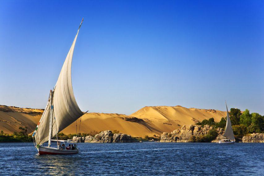 Nile River Cruising