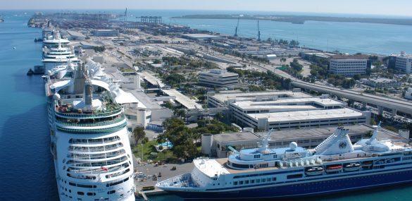 President Trump in Miami, Will He Talk Cruising?