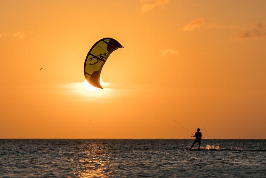 Windsurfing Aruba