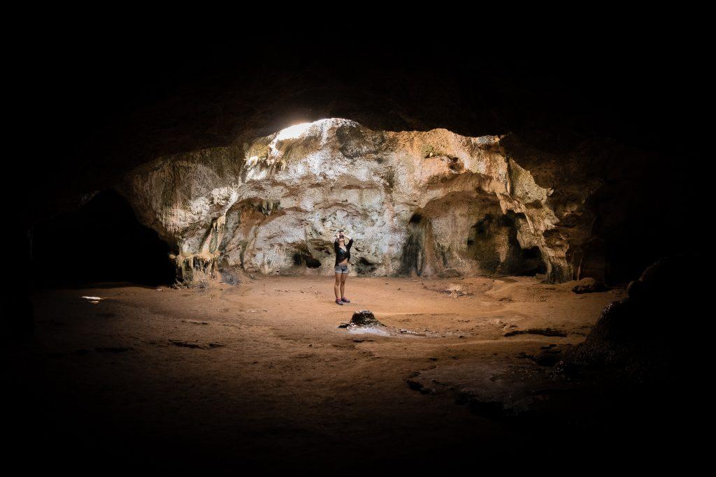 Quadirikiri Cave, Aruba