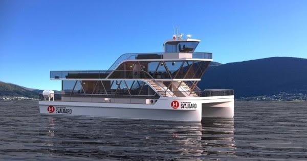 Electric Explorer Catamaran