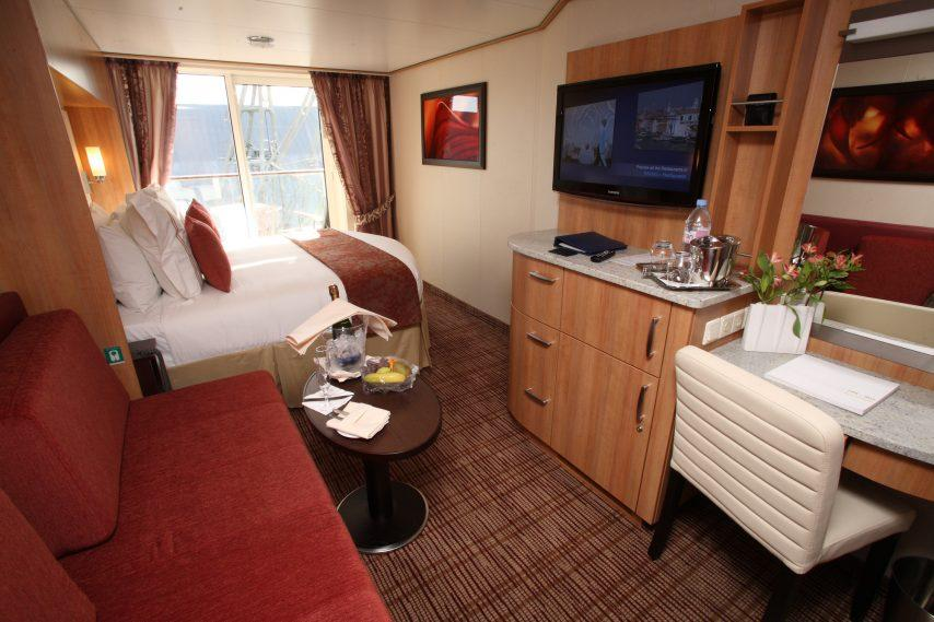 Small Cruise Ship Cabins