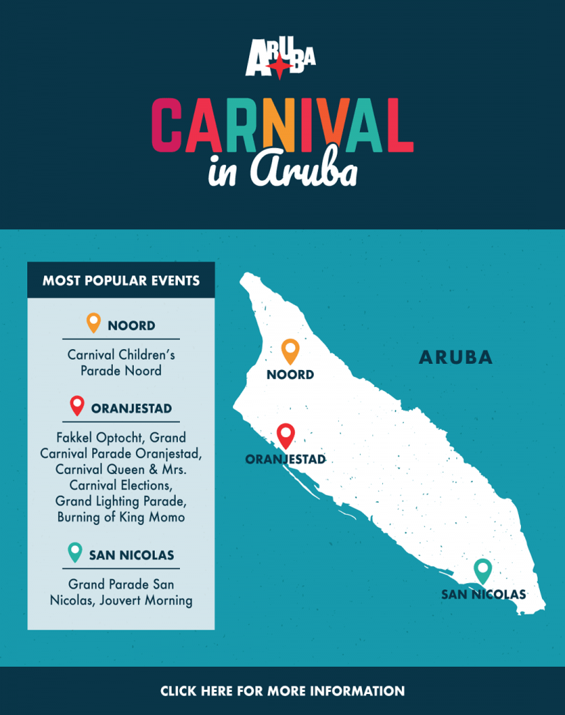 The Best Time to Visit Aruba? Carnival Season | Porthole Cruise Magazine