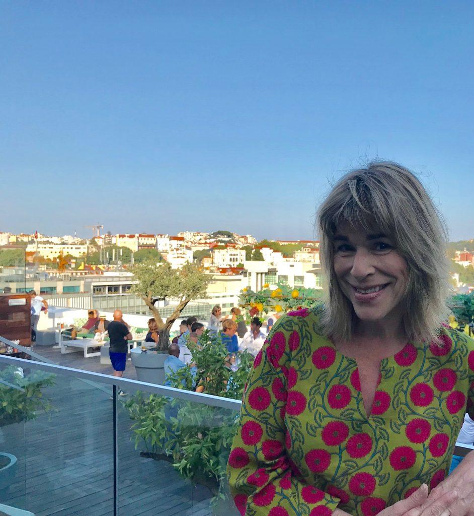 Seen, Lisbon's rooftop bar