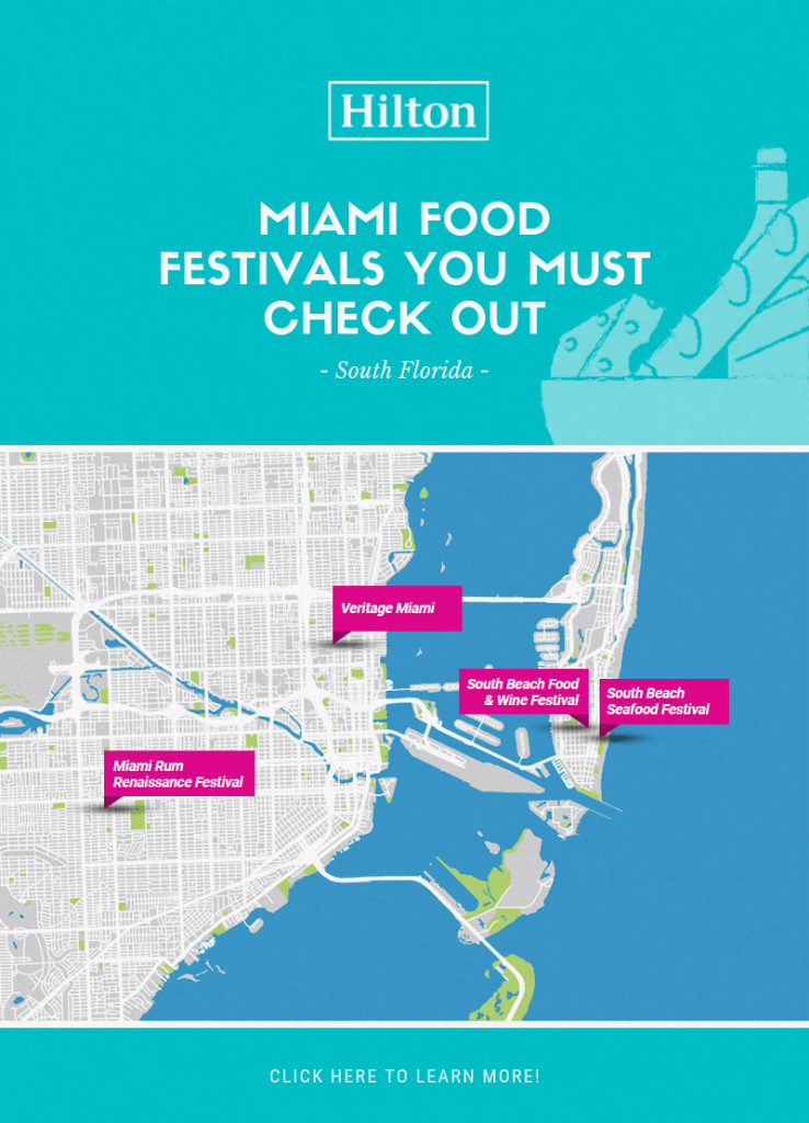 Miami Food Festivals