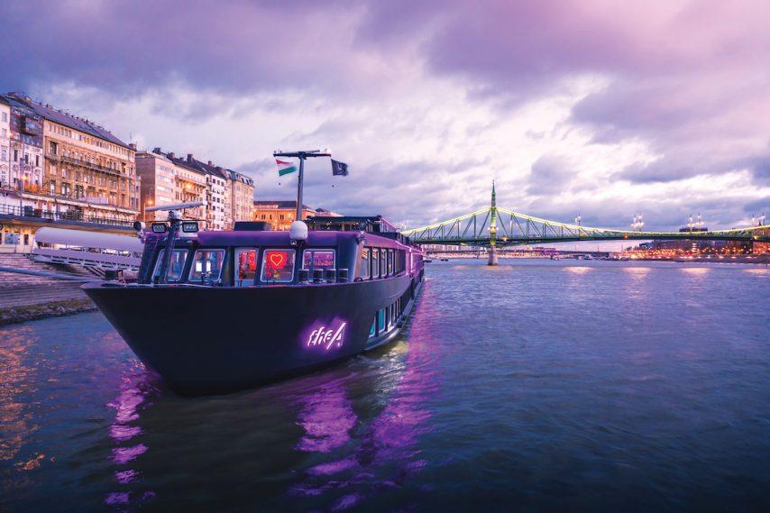Millennial river cruise