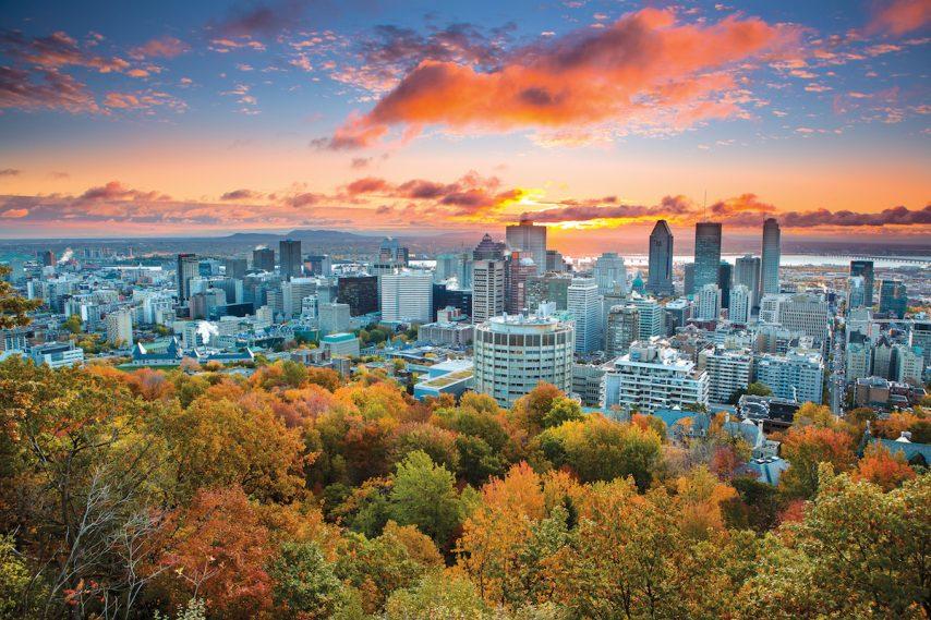 Visiting Montreal City - ©Tourisme Montréal, Mathieu Dupuis